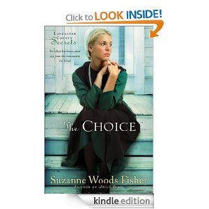 Post image for Amazon Free Book Download: The Choice (Lancaster County Secrets Book #1)