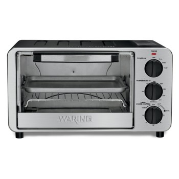 Post image for Amazon-Waring Professional Toaster Oven $26.99