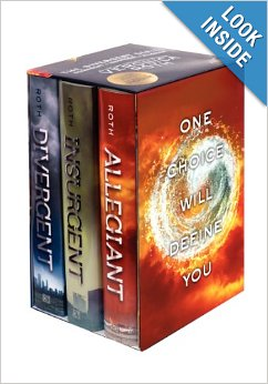 Post image for Amazon-Divergent Trilogy $32.88
