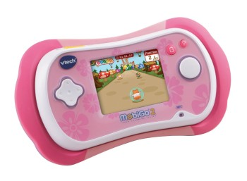Post image for VTech MobiGo 2 Touch Learning System – Pink:$29.99