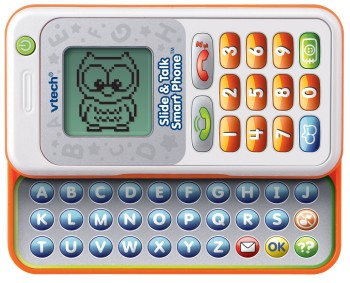 Post image for VTech – Slide And Talk Smart Phone-$11.39
