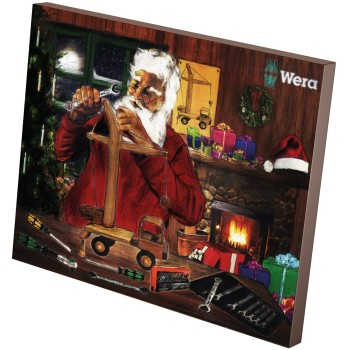 Post image for An Advent Calendar With Tools?  On Sale Now