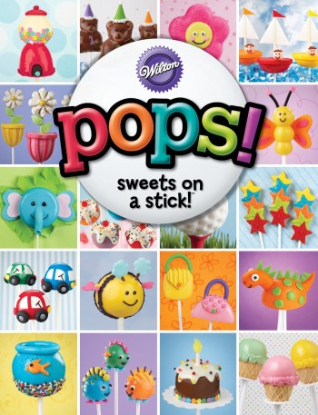 Post image for Wilton Pops Sweets on a Stick Book-$9.56