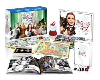 Post image for The Wizard of Oz: 75th Anniversary Limited Collector's Edition (Blu-ray 3D / Blu-ray / DVD / UltraViolet + Amazon-Exclusive Flash Drive)