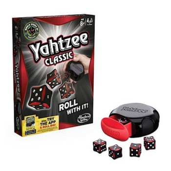 Post image for Amazon-Yahtzee Classic Just $4.88