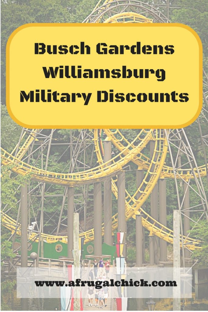 June 2013 promo code busch gardens autos weblog Busch gardens williamsburg discount tickets