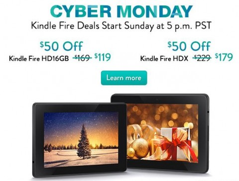 Post image for LIVE NOW: Amazon Kindle Deals