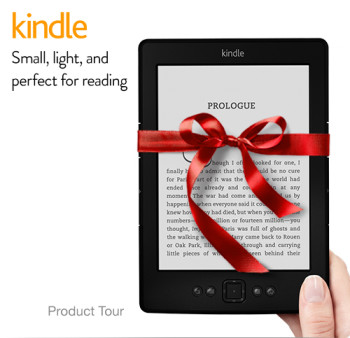 Post image for **HOT**: Kindle-$49 Shipped