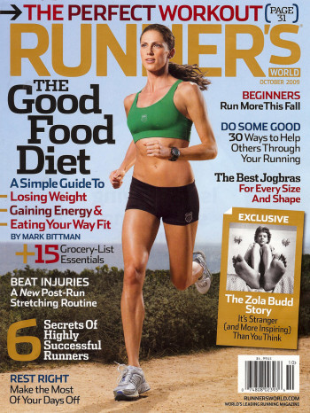 Post image for *HOT* Runner's World Magazine ONLY $5.99/Year!