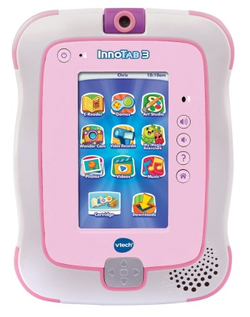 Post image for VTech InnoTab 3 The Learning App Tablet, Pink-$46.49 Shipped