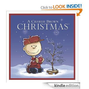 Post image for Amazon Free Book Download: A Charlie Brown Christmas