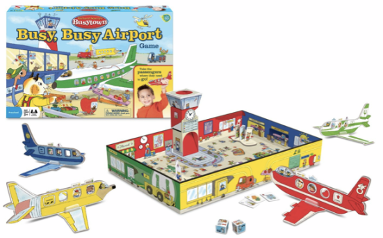 Post image for Amazon-Richard Scarry Airport Game $7.79