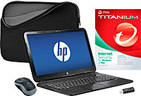 Post image for Best Buy: Complete HP Lap Top Package $299.99 Shipped