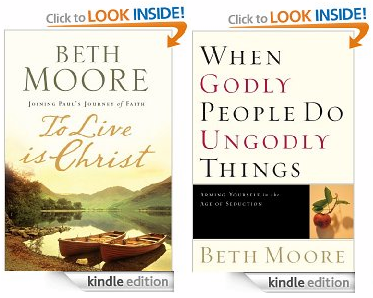 Post image for Amazon: $6.93 TOTAL for 11 Beth Moore Books