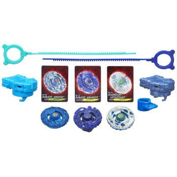 Post image for Beyblade Shogun Steel Battle Tops Water Team Set-$6.99