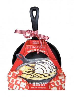 Post image for HOT Gift Idea: Vintage Classic Baking Skillet with Mix, Chocolate Chip Cookie, 5.5 Ounce $10.77