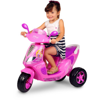 Post image for Walmart: Disney Cars or Princess Scooter 6- Volt Battery Ride On Scooter $49