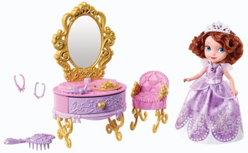 Post image for Disney Sofia The First Ready for The Ball Royal Vanity $8.48