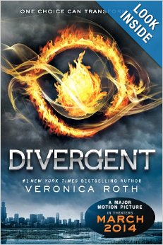 Post image for Amazon-Divergent Kindle Edition Only $3.99