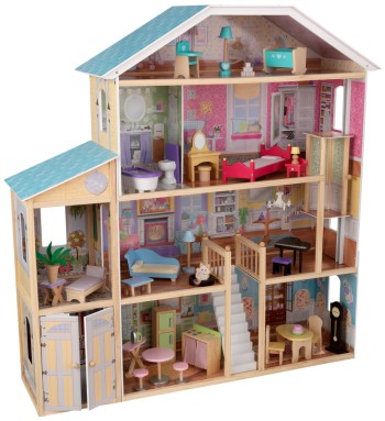 Post image for HOT DEAL: KidKraft Majestic Dollhouse $119.00