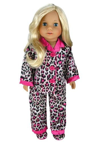Post image for 18in Doll 3pc Pajama Set-$17.95