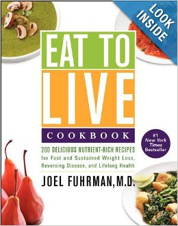 Post image for Eat to Live Cookbook-$14.89