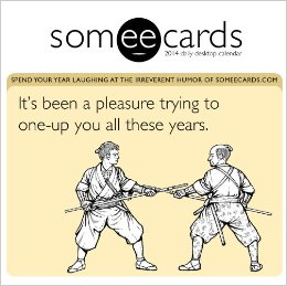Post image for 2014 Someecards Box Calendar-$10.44