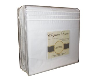 Post image for 1500 Thread Count Queen Sheet Set: $22.25