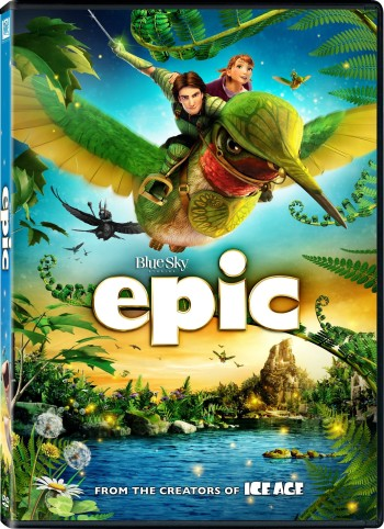 "Post image for Target: ""Epic"" DVD As Low As Free"
