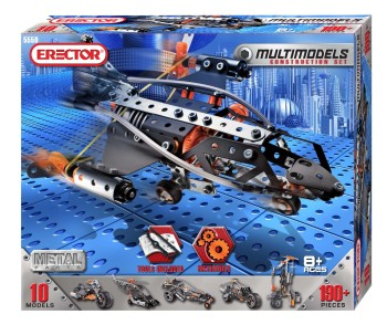 Post image for HOT: Save up to 50% on Erector Sets