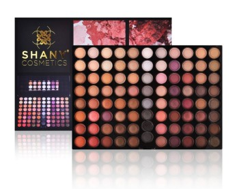 Post image for SHANY Natural Fusion Eyeshadow Palette-$14.95