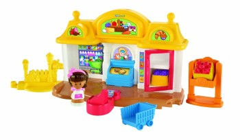Post image for Fisher-Price Little People Corner Market Playset Only $4.99