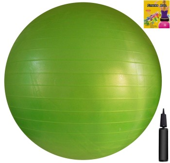 Post image for Fitness Ball Kit: Green-$13.45