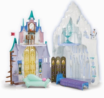 Post image for Amazon Deal – Disney Frozen Castle & Ice Palace Playset $59.99