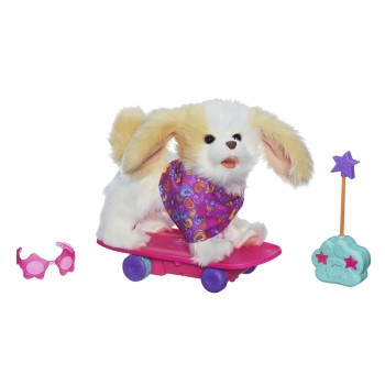 Post image for FurReal Friends Trixie the Skateboarding Pup Pet $24.99