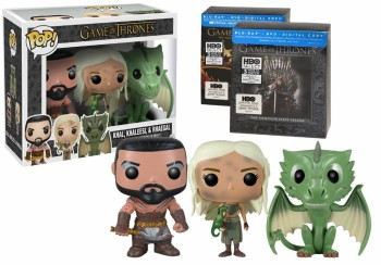 Post image for Game of Thrones:Season 1&2 with Special Gift-$89.99