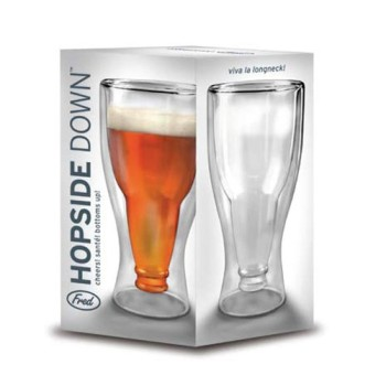 Post image for Fred and Friends Hopside Down Glass-$5.49