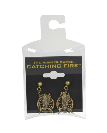 Post image for The Hunger Games: Catching Fire Mockingjay Earrings-$7.74