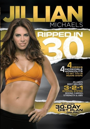 Post image for Jillian Michaels DVD Sale