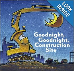 Post image for Amazon-Goodnight, Goodnight Construction Site Hardcover $10.19