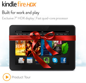 Post image for Amazon-Today Only Save $30 On Kindle Fire Tablets