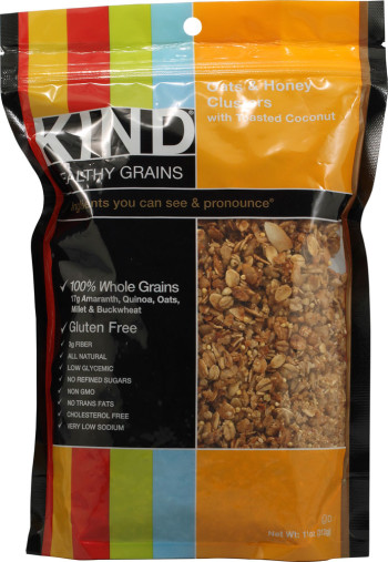 Post image for FREE Kind Oats and Honey Clusters