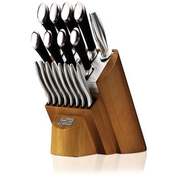 Post image for Amazon-Chicago Cutlery Fusion 18-Piece Knife Set $79.00