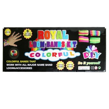 Post image for Royal Loom Band Kit-$4.79