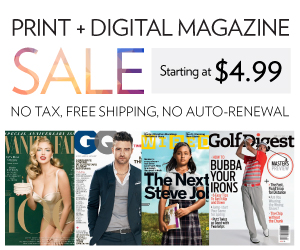 Post image for Monday Magazine Sale!!