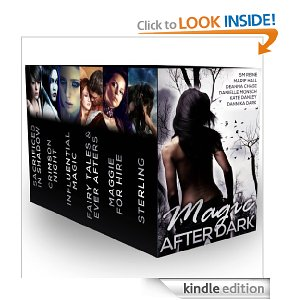 Post image for HOT*:Magic After Dark Boxed Set [Kindle Edition]-$.99