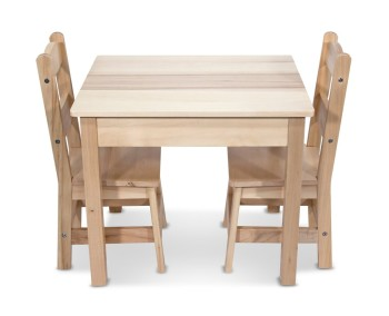Post image for Melissa & Doug Kids Table & Chairs for $69.99 Shipped
