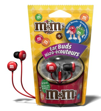 Post image for Maxell M&M'S Lightweight Earbuds -$4.99