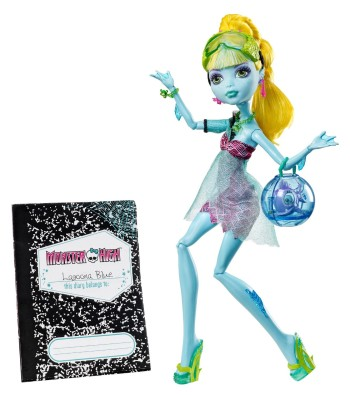 Post image for Amazon: Monster High 13 Wishes Lagoona Blue $8.99