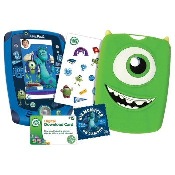 Post image for LeapFrog LeapPad2 Explorer Monsters University Bundle $80 Shipped